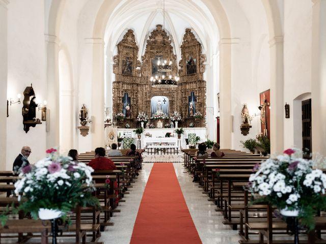 La boda de Alberto y Ara en Trasierra, Badajoz 54