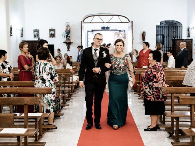 La boda de Alberto y Ara en Trasierra, Badajoz 55