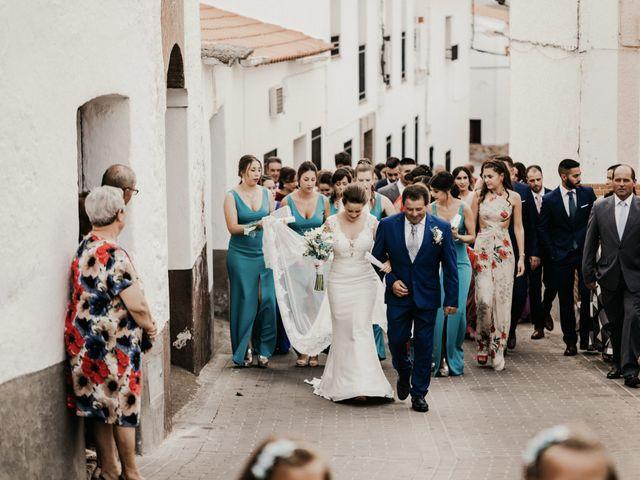 La boda de Alberto y Ara en Trasierra, Badajoz 56