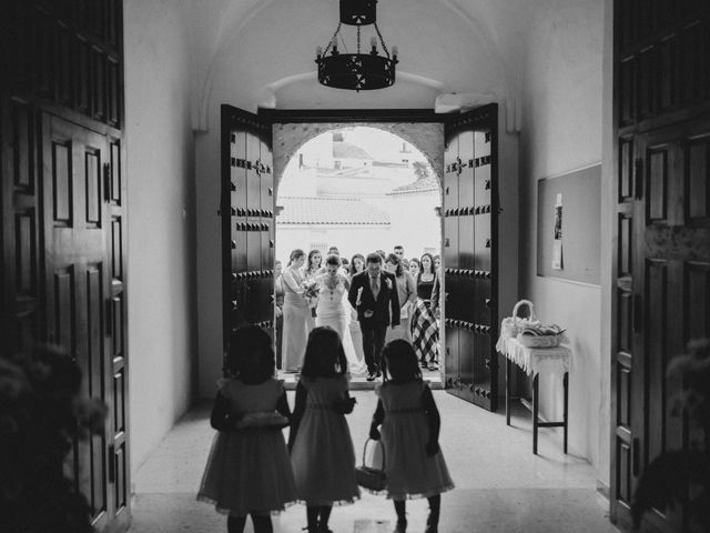 La boda de Alberto y Ara en Trasierra, Badajoz 59
