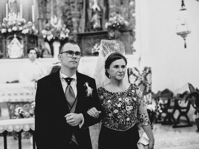 La boda de Alberto y Ara en Trasierra, Badajoz 60