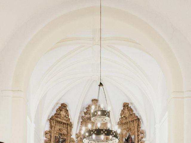 La boda de Alberto y Ara en Trasierra, Badajoz 62