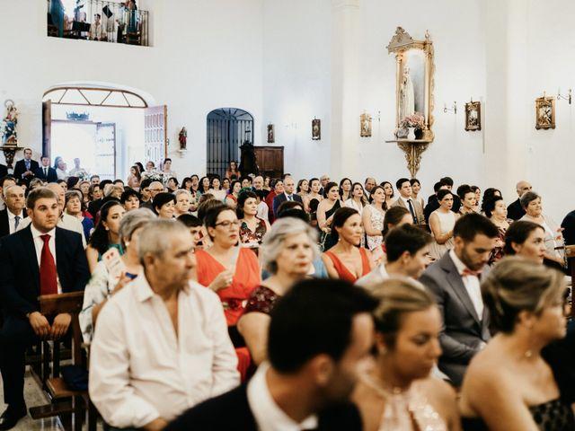 La boda de Alberto y Ara en Trasierra, Badajoz 65