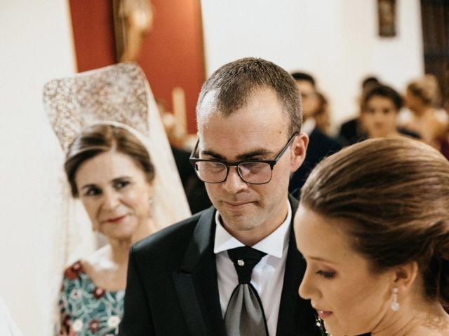 La boda de Alberto y Ara en Trasierra, Badajoz 69