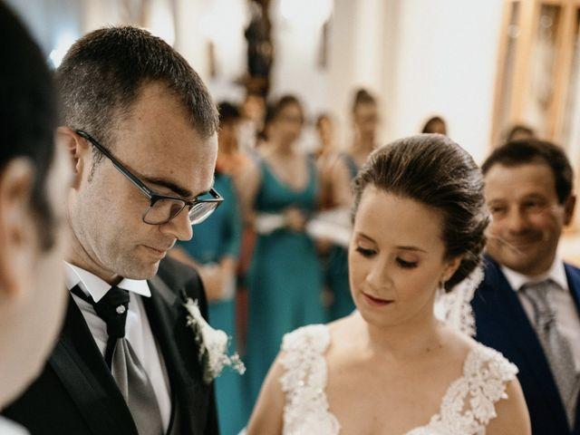 La boda de Alberto y Ara en Trasierra, Badajoz 70