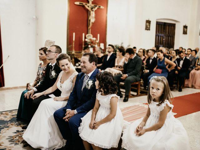 La boda de Alberto y Ara en Trasierra, Badajoz 71