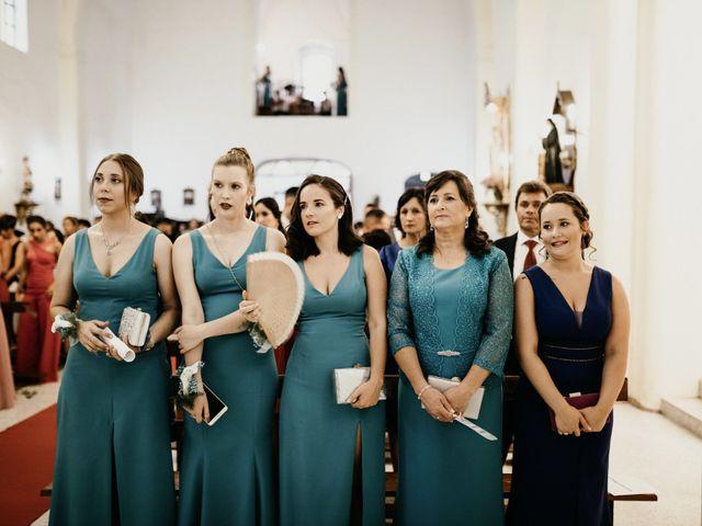La boda de Alberto y Ara en Trasierra, Badajoz 72