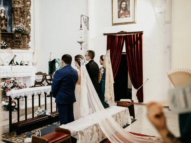 La boda de Alberto y Ara en Trasierra, Badajoz 73