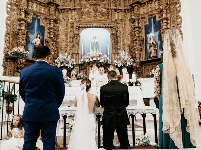 La boda de Alberto y Ara en Trasierra, Badajoz 76