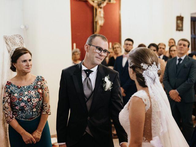 La boda de Alberto y Ara en Trasierra, Badajoz 78