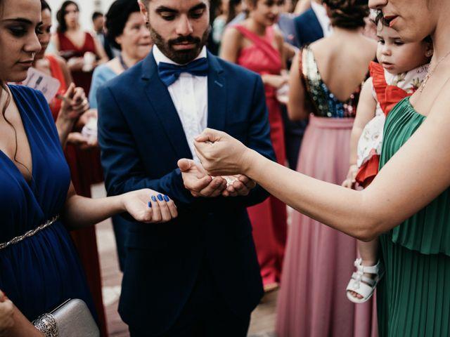 La boda de Alberto y Ara en Trasierra, Badajoz 80
