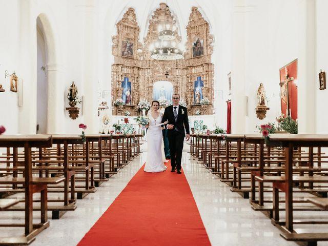 La boda de Alberto y Ara en Trasierra, Badajoz 81