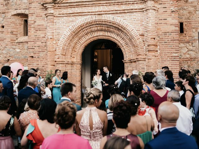 La boda de Alberto y Ara en Trasierra, Badajoz 83