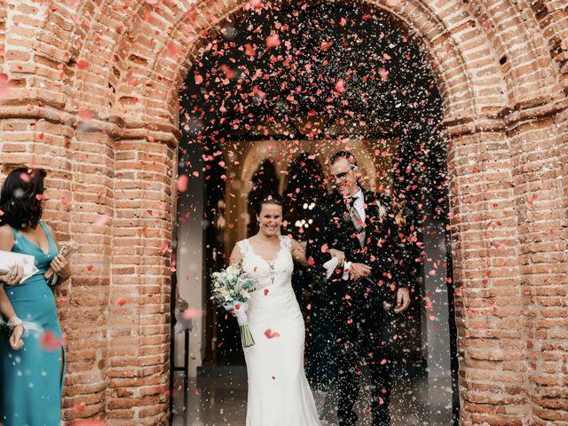 La boda de Alberto y Ara en Trasierra, Badajoz 85