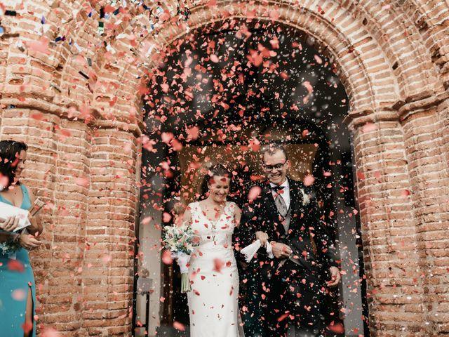 La boda de Alberto y Ara en Trasierra, Badajoz 86