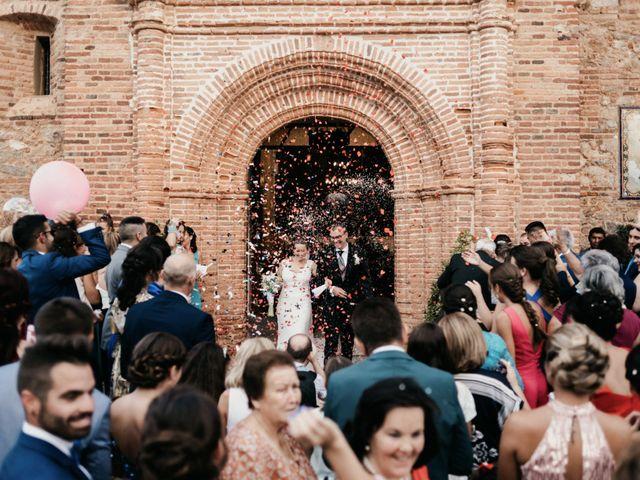 La boda de Alberto y Ara en Trasierra, Badajoz 87