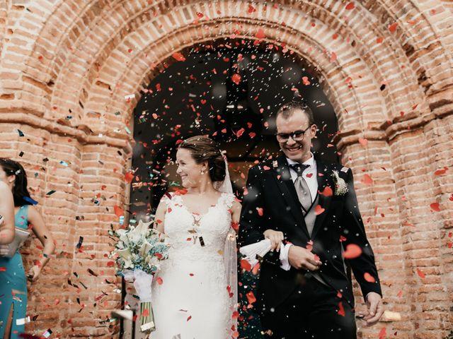La boda de Alberto y Ara en Trasierra, Badajoz 88