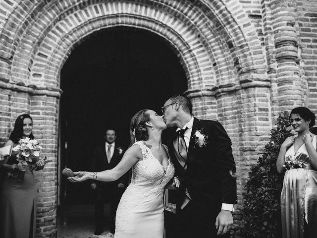 La boda de Alberto y Ara en Trasierra, Badajoz 89