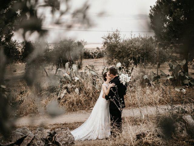 La boda de Alberto y Ara en Trasierra, Badajoz 99