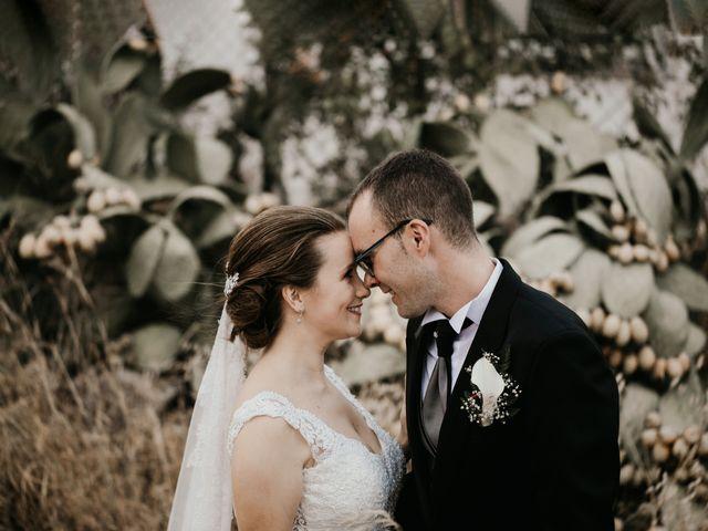La boda de Alberto y Ara en Trasierra, Badajoz 104