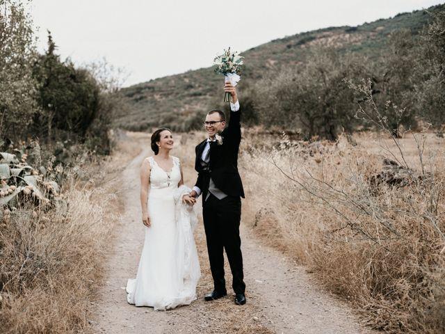 La boda de Alberto y Ara en Trasierra, Badajoz 108