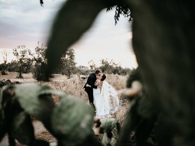La boda de Alberto y Ara en Trasierra, Badajoz 109