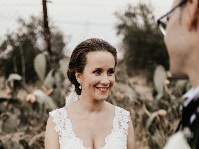 La boda de Alberto y Ara en Trasierra, Badajoz 111