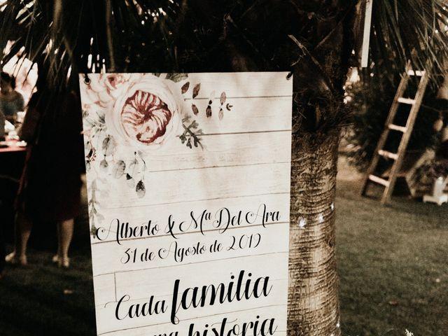La boda de Alberto y Ara en Trasierra, Badajoz 116