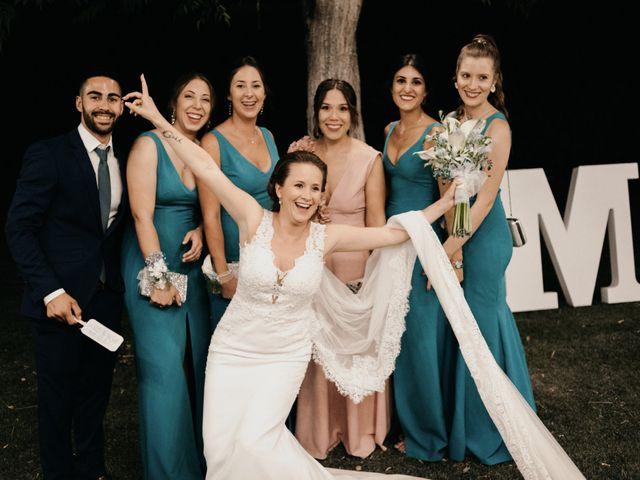 La boda de Alberto y Ara en Trasierra, Badajoz 120