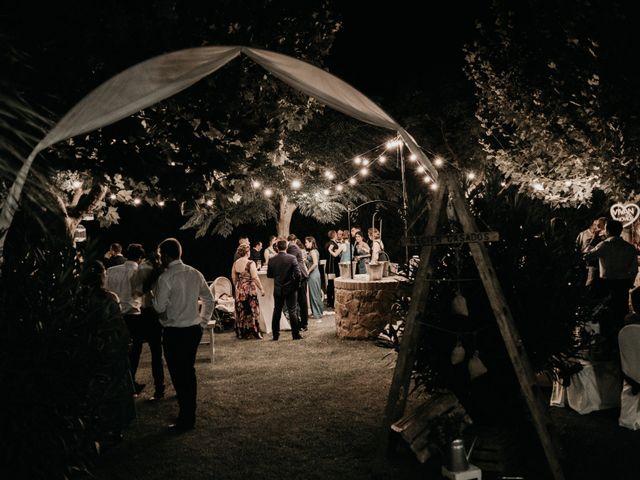 La boda de Alberto y Ara en Trasierra, Badajoz 122
