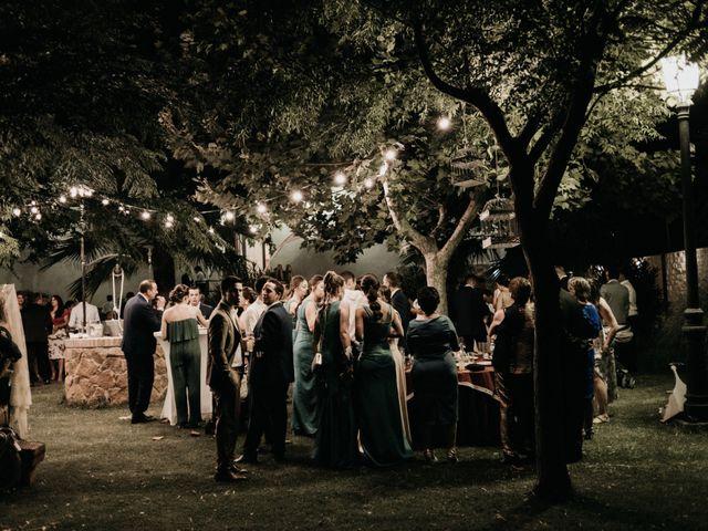 La boda de Alberto y Ara en Trasierra, Badajoz 125