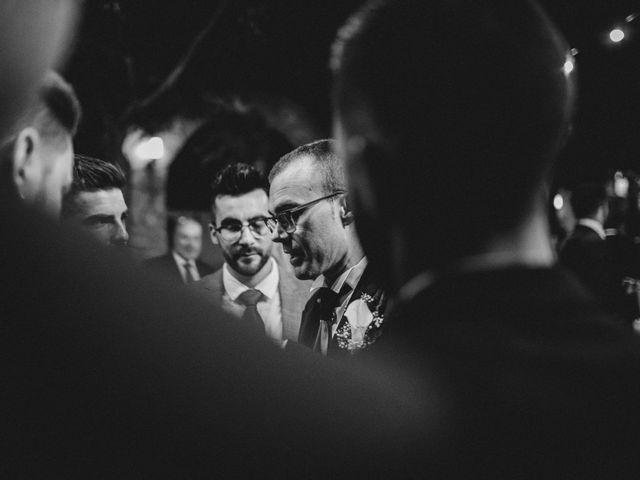 La boda de Alberto y Ara en Trasierra, Badajoz 126