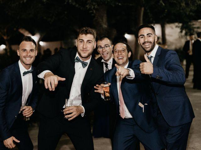 La boda de Alberto y Ara en Trasierra, Badajoz 128