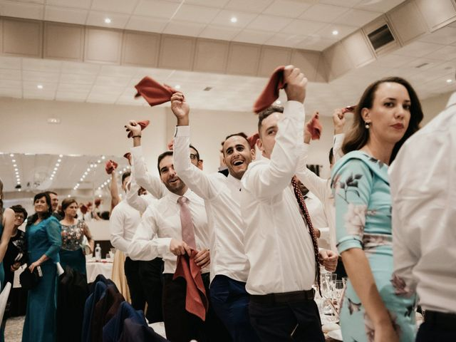 La boda de Alberto y Ara en Trasierra, Badajoz 131