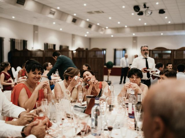 La boda de Alberto y Ara en Trasierra, Badajoz 135