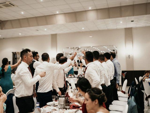 La boda de Alberto y Ara en Trasierra, Badajoz 136