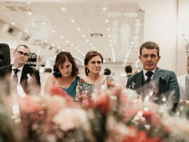 La boda de Alberto y Ara en Trasierra, Badajoz 137