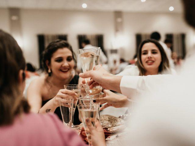 La boda de Alberto y Ara en Trasierra, Badajoz 139