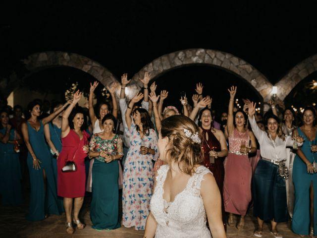 La boda de Alberto y Ara en Trasierra, Badajoz 154