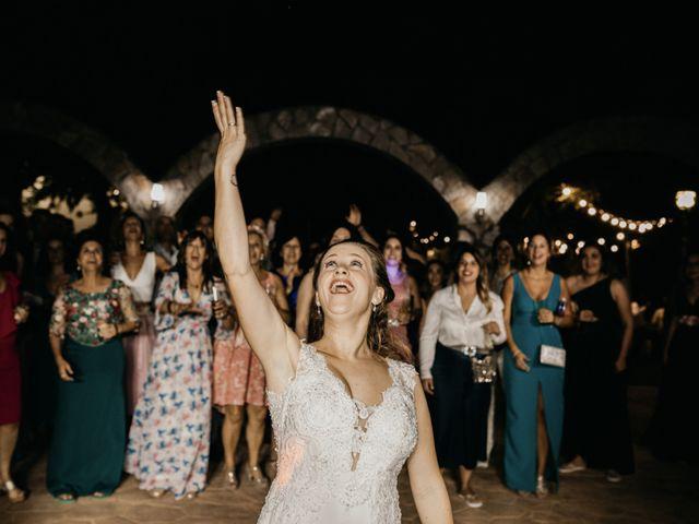 La boda de Alberto y Ara en Trasierra, Badajoz 156
