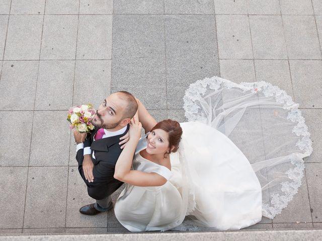 La boda de Rocío y José Luis
