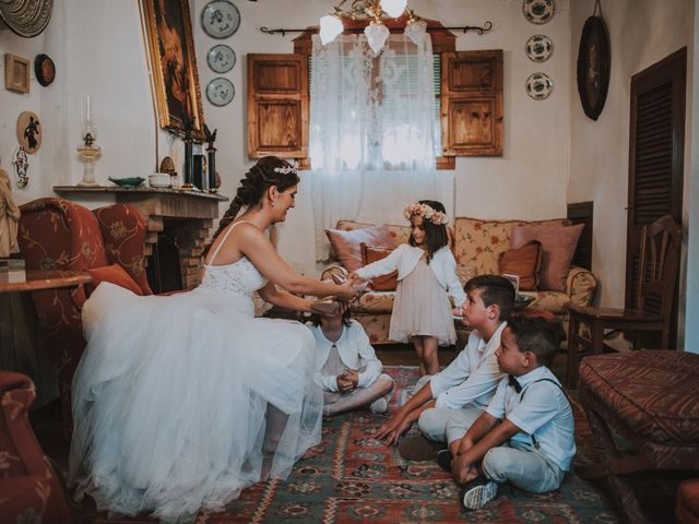 La boda de Vicent y Fani en Aielo De Malferit, Valencia 7