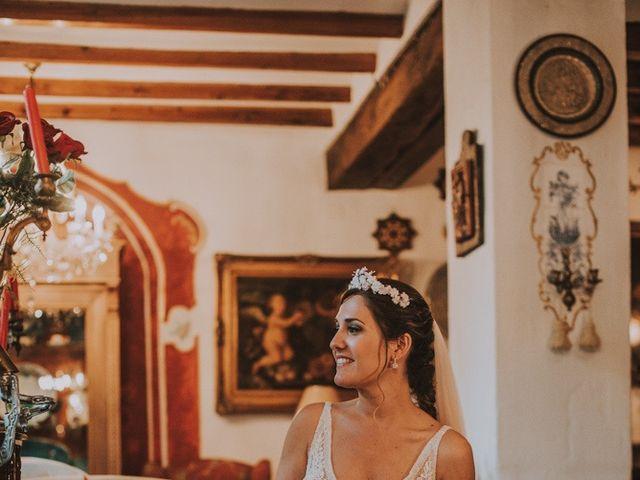 La boda de Vicent y Fani en Aielo De Malferit, Valencia 11