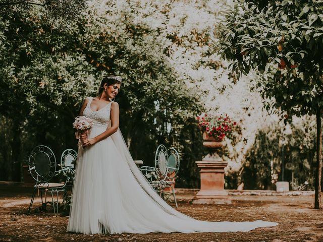 La boda de Vicent y Fani en Aielo De Malferit, Valencia 13