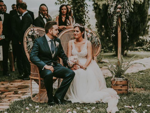 La boda de Vicent y Fani en Aielo De Malferit, Valencia 18