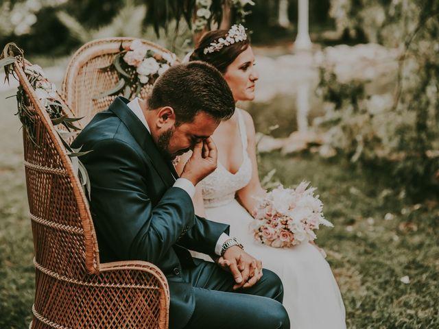 La boda de Vicent y Fani en Aielo De Malferit, Valencia 19