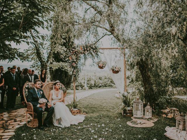 La boda de Vicent y Fani en Aielo De Malferit, Valencia 23