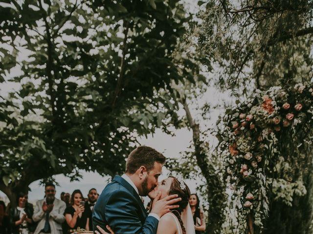 La boda de Vicent y Fani en Aielo De Malferit, Valencia 26