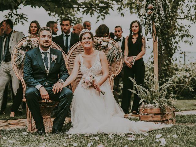 La boda de Vicent y Fani en Aielo De Malferit, Valencia 28
