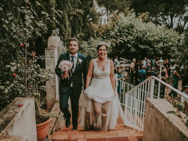La boda de Vicent y Fani en Aielo De Malferit, Valencia 29